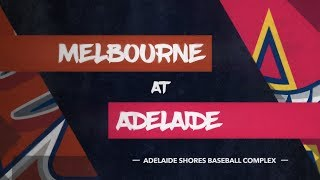 REPLAY: Melbourne Aces @ Adelaide Bite, R2/G1 thumbnail