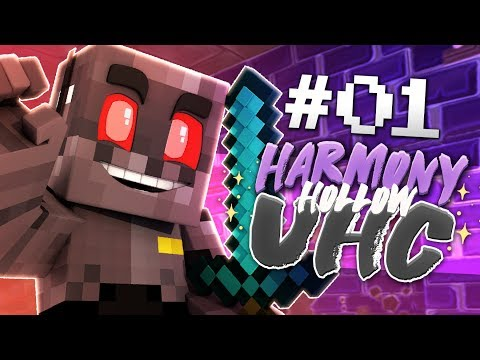 Minecraft Harmony Hollow UHC Episode 1: Smooth Transaction