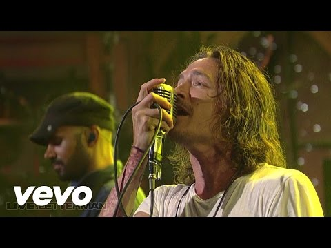 Incubus - Pardon Me (Live on Letterman)