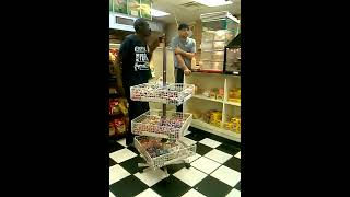 Fight in Atlantic City store ( must watch)