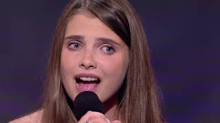 14-latka uwiodła swoim głosem jurorów! Totalnie zaskoczyła Agnieszkę Chylińską [Mam Talent!]