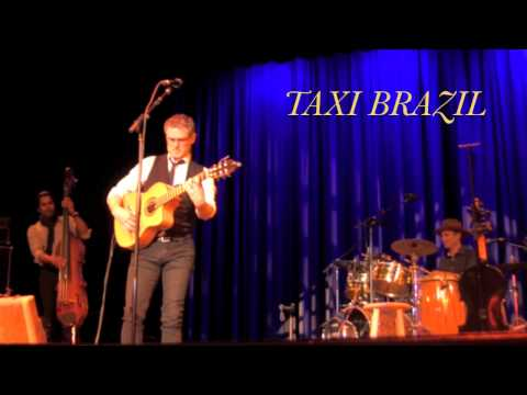 ❝Taxi Brazil❞ Jesse Cook in Campbell River ③ ❛The One World Tour❜