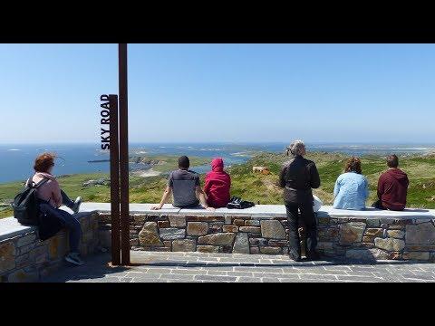 Sky Road - Connemara - County Galway - Ireland