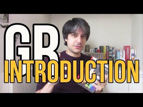 Gravity's Rainbow: Introduction