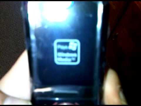 Translucent Motorola Z6