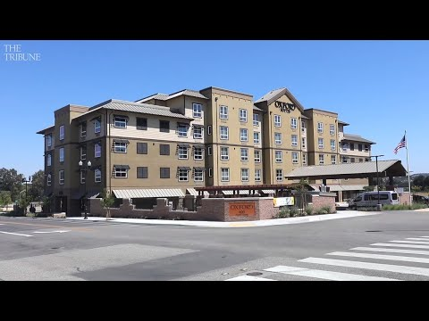 Get A Look Inside New The Oxford Suites Hotel In Paso Robles
