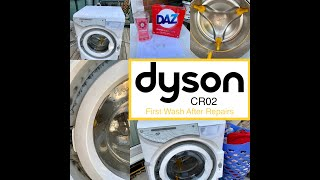 DYSON CR02, First Wash After Repairs