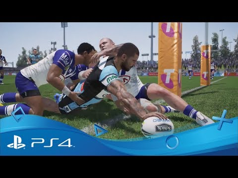 Rugby League Live 4 | Release Trailer | PS4