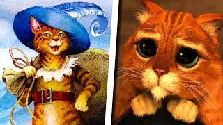 The Messed Up Origins of Puss in Boots | Fables Explained - Jon Solo