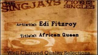 edi fitzroy african queen