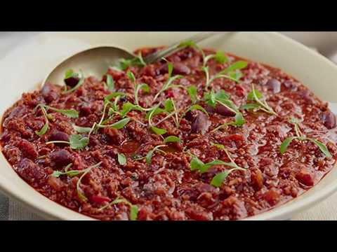 Marco Pierre White recipe for Chilli Con Carne