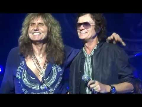Whitesnake  w/Glenn Hughes (Deep Purple) Saban Theatre 6/9/2015