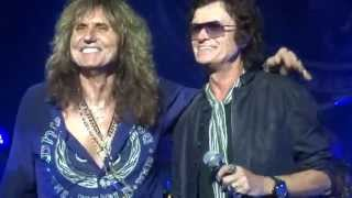 Whitesnake  w/Glenn Hughes (Deep Purple) Saban Theatre 6/9/2015