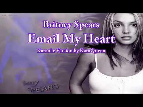 E-mail My Heart Karaoke