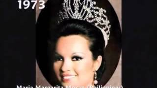 Miss Universe Crowning Moments 1926-2011