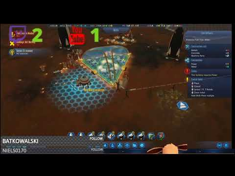 surviving  mars  game play |