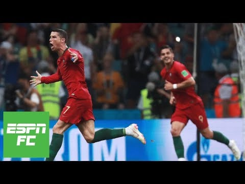 Does Cristiano Ronaldo s hat trick in Portugal s 3-3 draw vs Spain mean  he s world s best   0bf4b2b3616