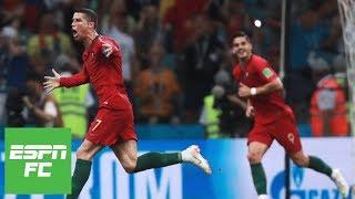 Does Cristiano Ronaldo