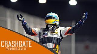 Escándalos en la F1   El Crashgate (GP Singapur 2008)