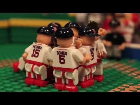 The Red Sox World Series Victory, in OYOs!