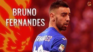 Bruno Fernandes || Welcome to Sporting Clube de Portugal || Goals Skills Assist 2017 Sampdoria