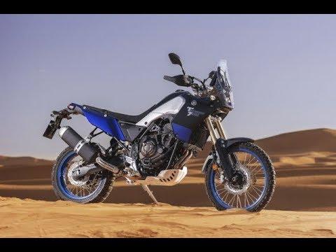 Tin nhanh / - Cận cảnh Yamaha XTZ Tenere  với giá bán dưới  triệu VNĐ.