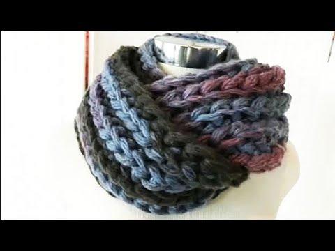 1625 Eng Hug 181018 Häkeln Loop Im Patentmuster Veronika Hug Online