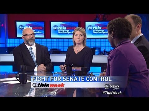 2012 Election Battle for Control Over the Senate: 'This Week' Roundtable Discussion