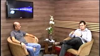 Câmara Entrevista com o Vereador Hamilton Magalhães - PTB
