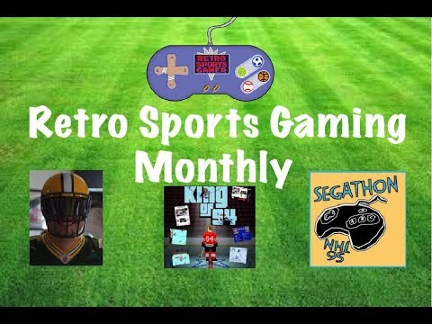 Retro Sports Gaming Monthly - Darrell (Halifax) King of 94 Las Vegas Recap - December 2017