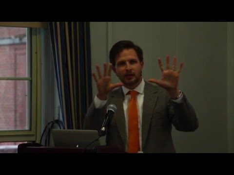 Dr. Jonathan Brown - The Message of Peace: Spread by the Sword? - UMaine IAW 2016