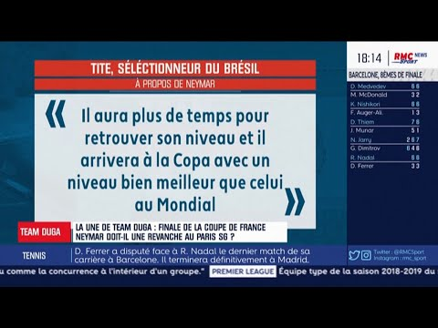 Ligue 1 - Le coup de gueule de Rothen sur les déclarations de Tite