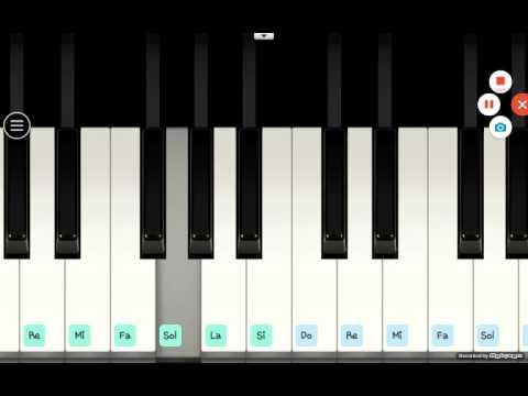 İzmir'in Dağları  Piyano