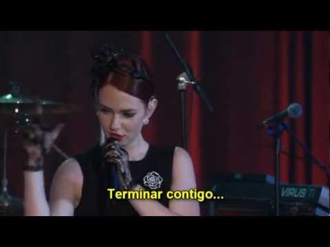 Lena Katina - Fed Up [Live @ FanKix] Español