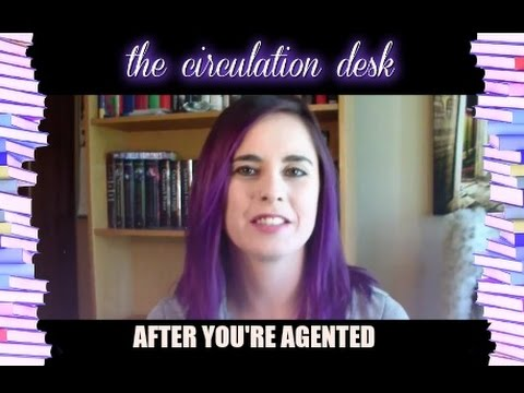 WHAT HAPPENS AFTER YOU GET AN AGENT?