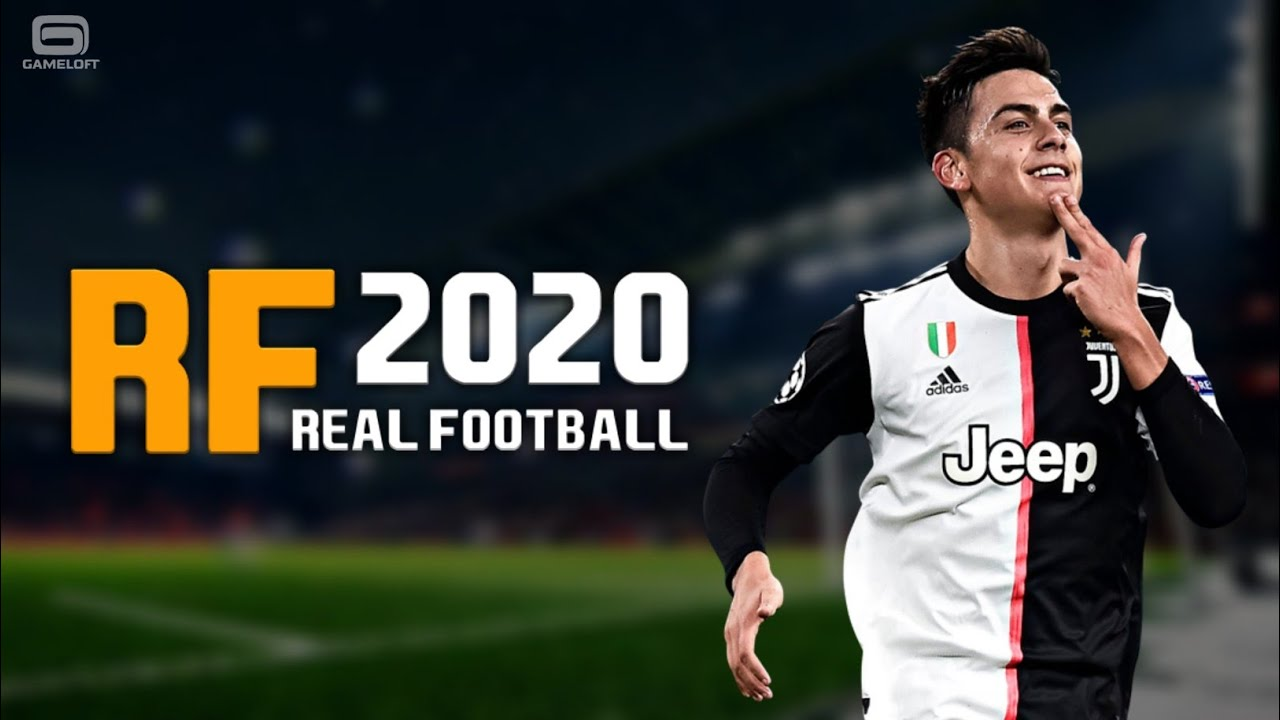 Real Football 2020 v9 Android Offline 400 MB Best Graphics
