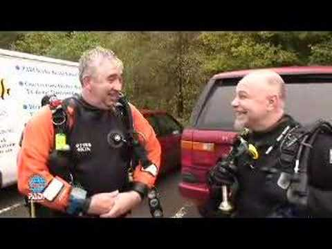 Crazy, Awesome Dive Lifestyle | PADI Scuba Diving Lessons: UK Style