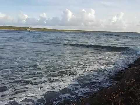 Waves in Anguilla