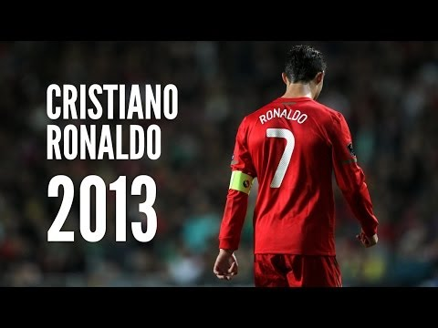Cristiano Ronaldo and Ballon D'Or 2013 Travel Video