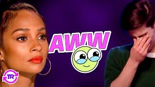 Singer Reuben Grey Sings To Girlfriend Gets SHOCKED! | Britain's Got Talent 2017