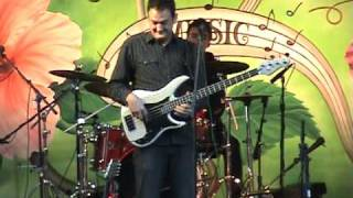 Ryan Shupe and the Rubberband - The Corndog Song - Live at Riverhawk
