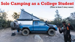 Solo Camping by tнe River + Fishing, Cooking, and Hiking! (Don't be scared to go alone!!)