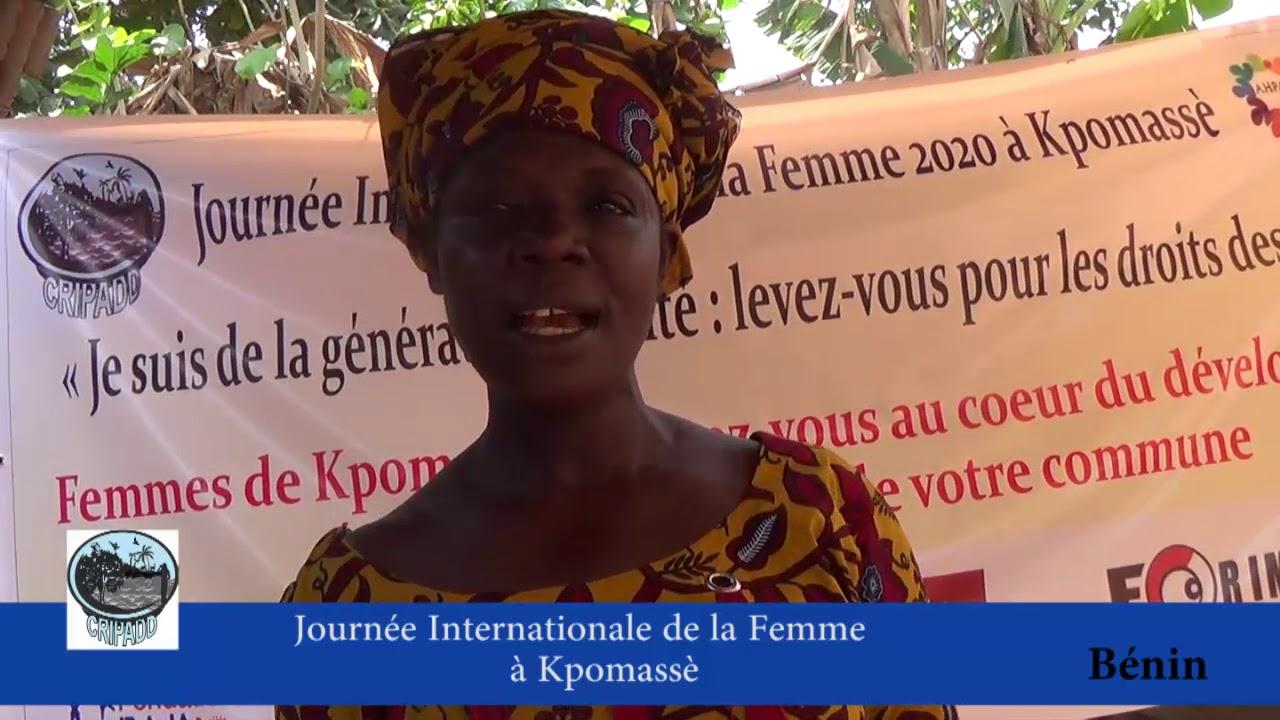 Elevage de chèvres _ agriculture intégrée et durable à Kpomassè : Témoignages des bénéficiaires.
