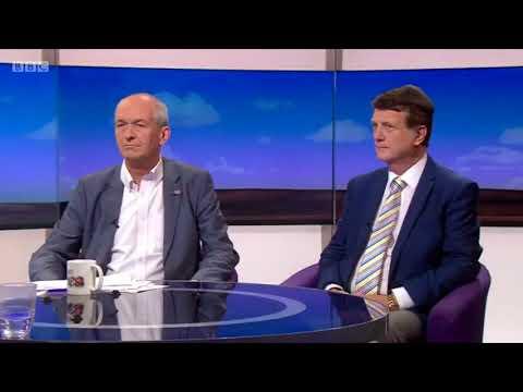 UKIP Gerard Batten on Juncker