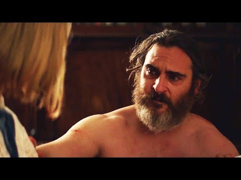 You Were Never Really Here  International 2017 Movie Joaquin Phoenix