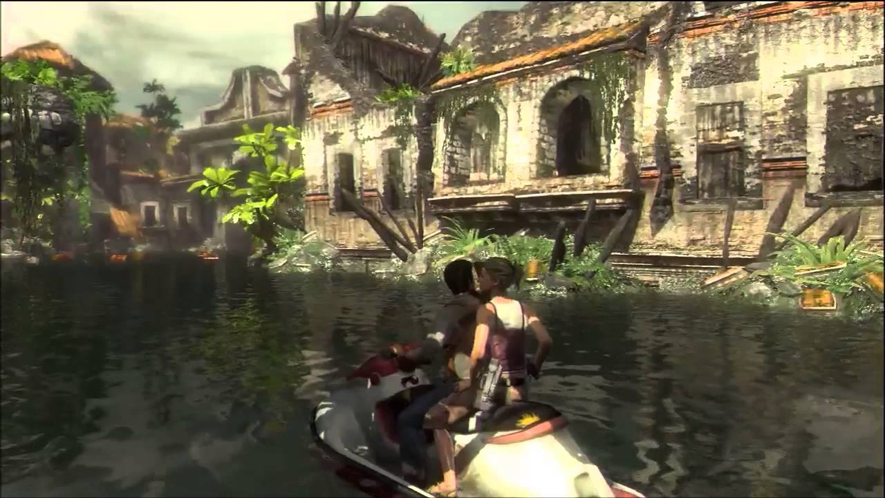 Image result for uncharted 1 boat