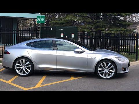Tesla Model S Sterling Silver Plastidip