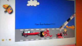 Моя анимация на уроке информатики!
