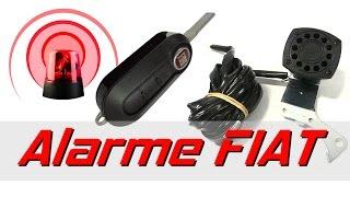 Meu FIAT já veio com alarme? e como desativar o bipe do alarme?