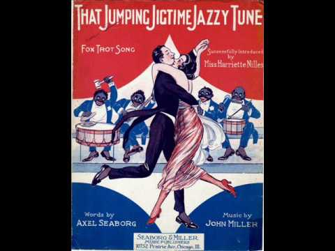 That Jumping Jigtime Jazzy Tune - 1922 - Axel Seaborg, John MIller
